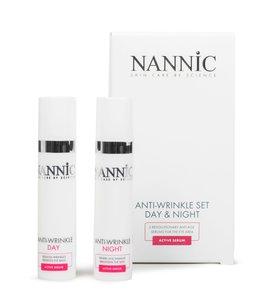 Set anti wrinkle 15 ml day & 15 ml night