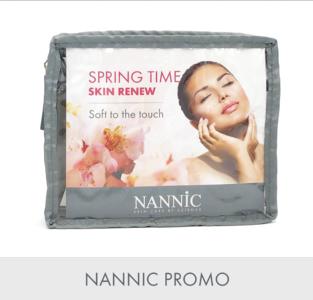 Spring time skin renew