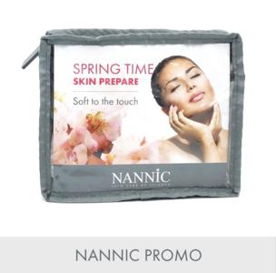 Spring time skin prepare