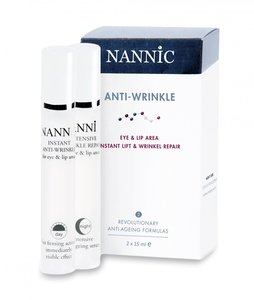 Set anti-wrinkle, 15ml day & 15ml night