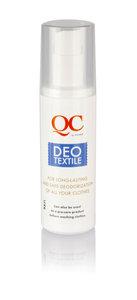 QC Deo textile, 50ml