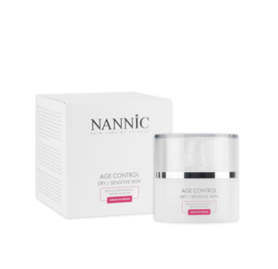 Age Control, Dry & sensitive skin 50ml
